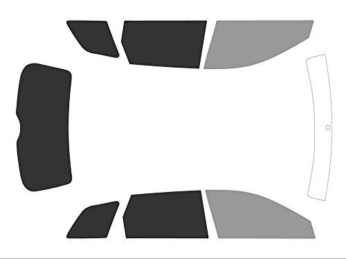 Variance Auto va_k-3-51|740|2740-1-35 Film Teinté pour Auto Kit Complet, Noir 35/05