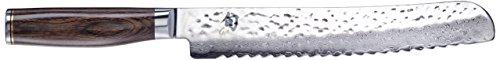 KAI Shun Premier Tim Mälzer Brotmesser, Klinge 23,0 cm, TDM-1705