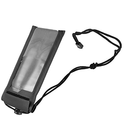 ciciglow Carcasa Impermeable para teléfono, función Resistente al Agua con Doble Sellado Material de TPU de Alta Transparencia Adecuado para Viajes en Kayak en la Playa