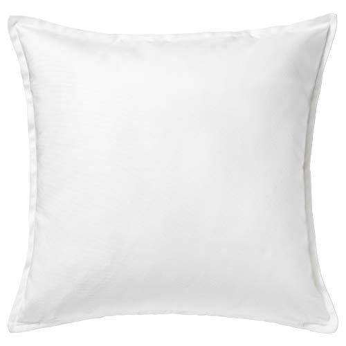IKEA GURLI 10281151 クッションカバー 50x50 cm ホワイト