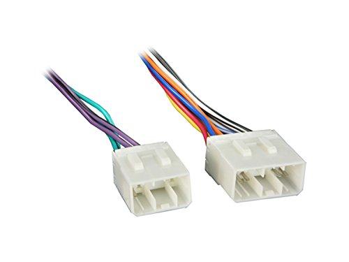 Metra 70-7901 Radio Wiring Harness for Mazda 90-01Power/4 Speaker