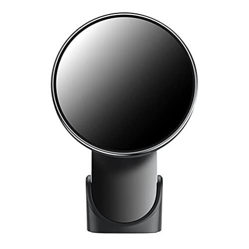 VICASKY Soporte de Cargador Inalámbrico Magnético para Coche Soporte de Carga Rápida Soporte de Teléfono de Ventilación de Aire