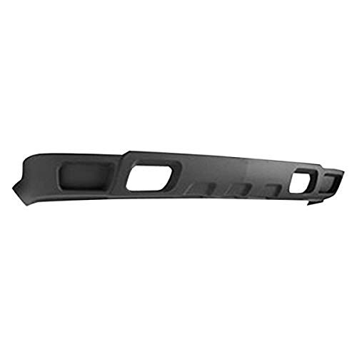 Sherman Replacement Part Compatible with Chevrolet Silverado Front Bumper Deflector (Partslink Number GM1092174)