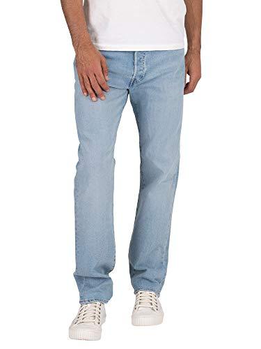 Levi's Herren 501 Original Jeans, Coneflower Barn, 34W / 32L