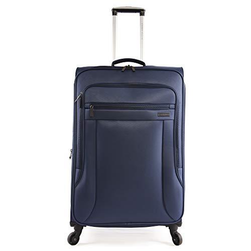 Perry Ellis 2 Piece Fortune Lightweight Luggage Set,...