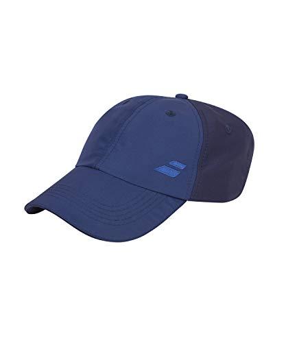 Babolat Basic Logo Cap Unisex - Erwachsene Cap Einheitsgröße Estate blau