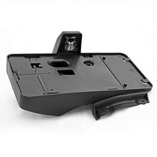 Car-Styling Rear License Plate Tag Holder Frame Bracket With Light Replacement For Jeep For Wrangler,China