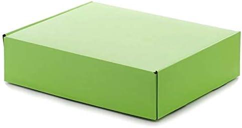 Corrugated Tuck Top Box 在庫一掃 - Apple Green x of 期間限定お試し価格 5 Case 6