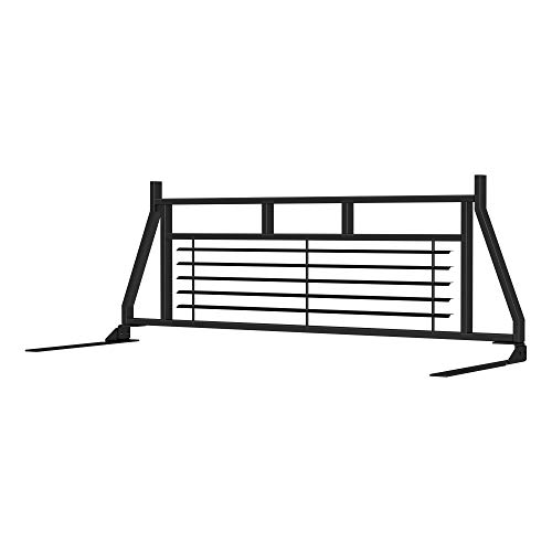 ARIES 111000 Classic Heavy-Duty Black Steel Truck Headache Rack Cab Protector, Select Chevrolet, Ford, Dodge, GMC