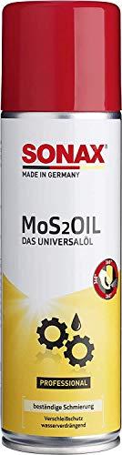 Sonax 03392000-544 Pflegemittel Kriechöl MoS 2, 300 ml