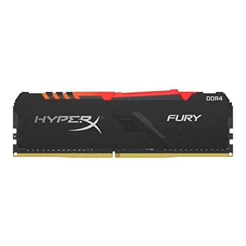HyperX Fury HX432C16FB3A/16 Memoria DIMM DDR4, 16 GB, 3200 MHz, CL16 RGB