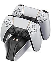 snakebyte stacja ładująca do kontrolera PS5 (biały)