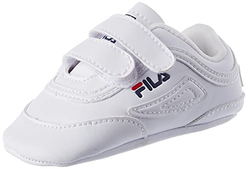 FILA Disruptor infants Sneaker Unisex - Bimbi, Bianco (White), 17 EU