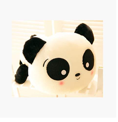 Tapiz de juguete muñeca de peluche, muñeca panda gigante CHFYG (color : cejas, tamaño: 20 cm)