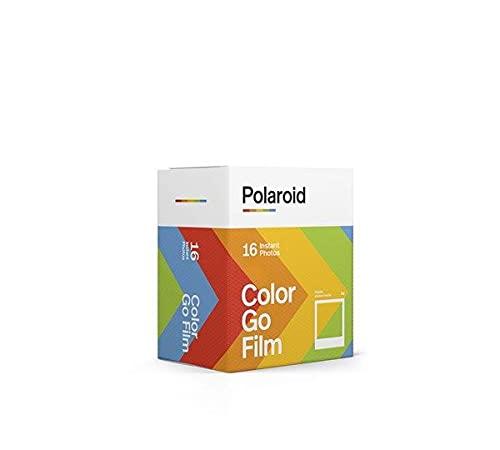 Polaroid Double Pack 16 Films Photo pour GO Color