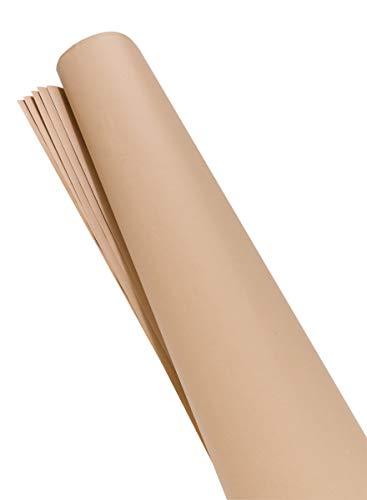 Franken UMZ MPK Moderationspapier (140 x 110 cm, Kraftpapier, 80 g/qm) 50 Stück, beige