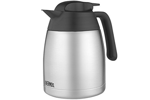 Thermos Thermokanne THV Kanne, Silber, 1 L, 101993.0