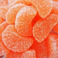 Smarty Stop Gummy Orange Wedge Slice Candy (5 LB)