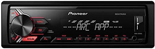 Pioneer MVH-S109UI Car Stereo (Black)