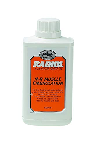 Radiol MR Muscle Embrocation for Dogs & Horses