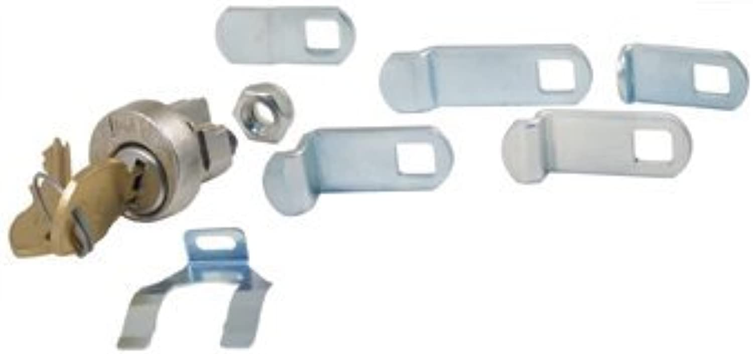 National Stock Lock Model C8735 Multi-Cam Mail Box Lock by National Cabinet Lock