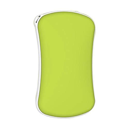 Makluce Oplaadbare draagbare USB-handwarmer dubbelzijdig verwarming winter warm dame cadeau
