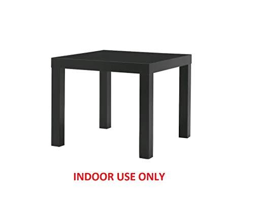 Falta - mesa lateral, negro