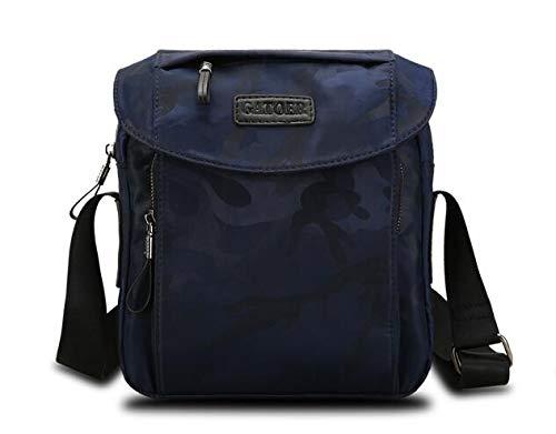 New Casual Business Mannen schoudertas 10-inch modieus design schoudertassen heren van het merk Oxford Vintage beste cadeau