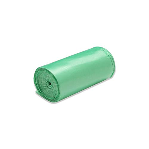 Double Nice Müllsack groß Müllsäcke Einzelne Farbe Dicke Bequemlichkeit Umweltreinigungsabfall Tasche Kunststoff Müll Taschen Kleine Müllbeutel Müll 2020 müllsack schwarz (Color : 03About 15)