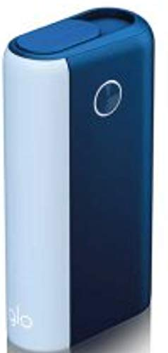 Glo TURBO hyper BICOLORE LIMITED EDITION MODELLO blu oceano-azzurro polvere con alimentatore tipo c incluso