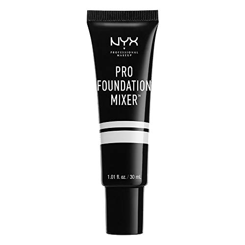 NYX Professional Makeup Pro Foundation Mixer, Shade Mixer, 03 White