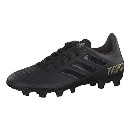 adidas F35600#7, Zapatillas Hombre, Noir Noir Or Mãtalisã, 40.5 EU