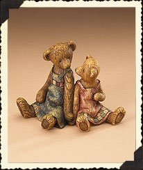 Boyds Bears Resin Sisters Of The Heart Life Times Family - Resin 4.00 IN by Boyd's Collection