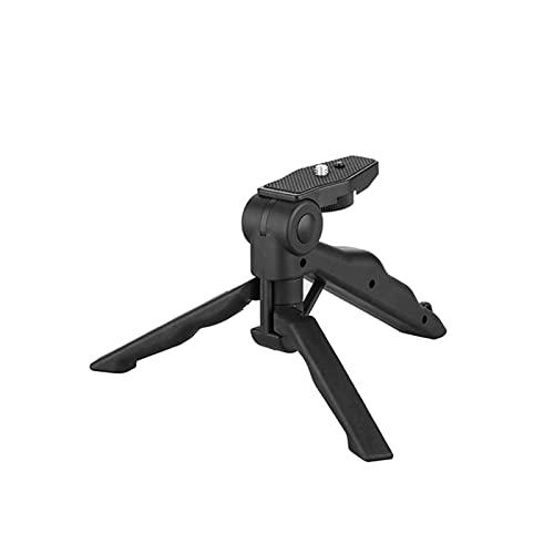 mikrofon för att sjunga Micrófono condensador con luz LED de trípode Luz de llenado para foto de video de video foto Selfie para la grabación de la entrevista spelmikrofon ( Color : ZT002 1 )