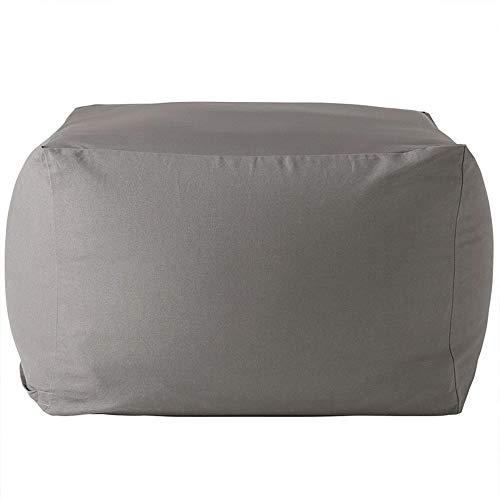 JOMSK Divano Comodo Semplici Ultra Molle Bean Bags Sedie for I Bambini, Bambini Piccoli, Ragazzi E Adulti Disponibili in Una varietà di Colori (Color : Dark Blue, Size : 65x65x43cm)