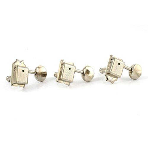 Allparts TK 7880-001 Mechaniken 6l Staggered - Recambio y piezas pequeñas para...