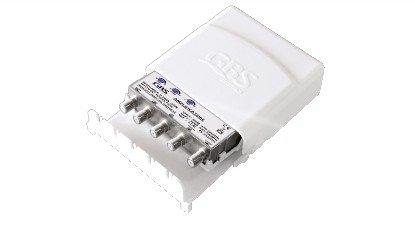 G.B.S. Elettronica NSR4/VU2-2OUT -LTE amplificatore di segnale TV