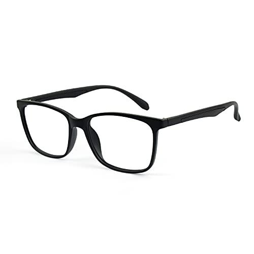 TYKEVO Blue Light Blocking Glasses Lightweight Eyeglasses Frame Anti...
