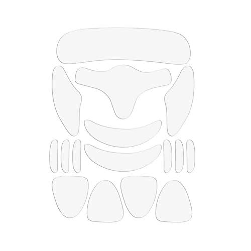 Productos De Belleza De Silicona Antiarrugas Labios Reutilizables Almohadillas Pegar La Mejilla Parches Elevación De La Barbilla Cara Cara Adhesivo Parches En Los Ojos De 16pcs Eliminación De Arrugas