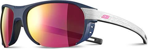 Julbo Regatta Spectron 3CF Sonnenbrille Blue/Grey/rosa/Multilayer rosa 2020 Fahrradbrille