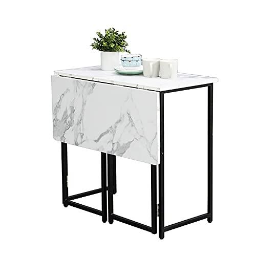 SH-tables Mesa Plegable, Mesa De Comedor Pequeño/Mesa De Ocio/Mesa De Ocio, Mesa De Comedor Pequeño, Escritorio De Computadora Portátil