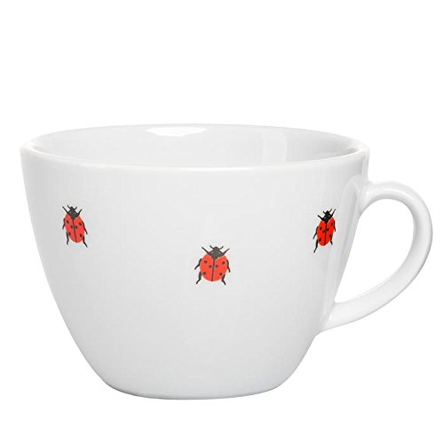 Käfer - Tazas de capuchino (6 unidades), diseño de escarabajo
