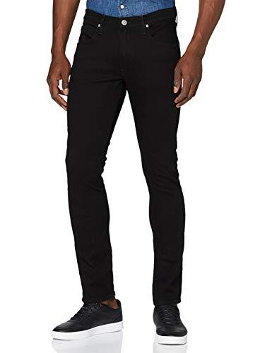 Lee Herren Luke Jeans, Black Clean Black, 32W / 30L