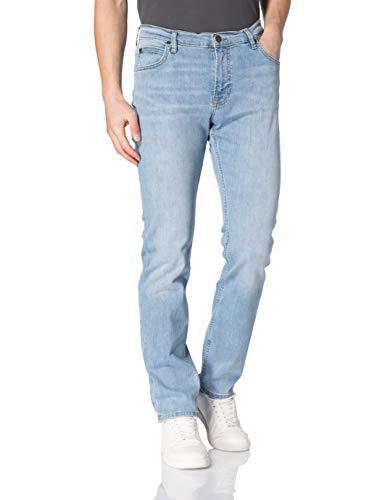 Lee Rider Contrast Jeans, Cody, 48 IT (34W/30L) Uomo