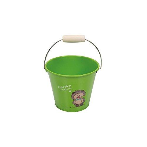 Kaemingk Seau Métal Enfant Vert