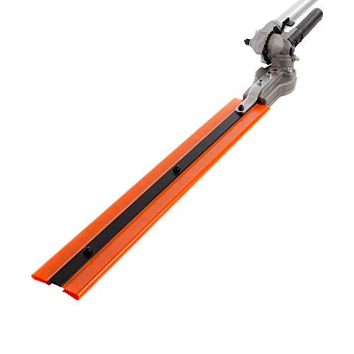 Review Of Hedge Trimmer Attachment Pole Lawn Brush Cutter Whipper Snipper Multi Tool 9 Spline
