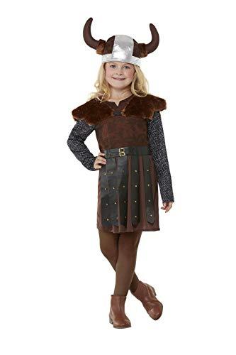 Smiffy's Smiffys Viking Princess Costume Disfraz de princesa vikinga de Smiffys Niñas