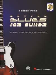 Rhythm Blues for Guitar: Muziek, Tabulatuur En Analyse