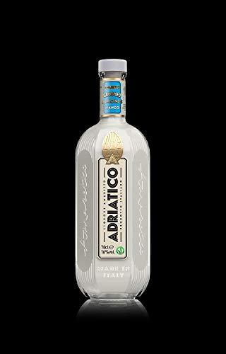 ADRIATICO Crushed Almonds Bianco Liquore Amaretto Liköre (1 x 0.7 l)