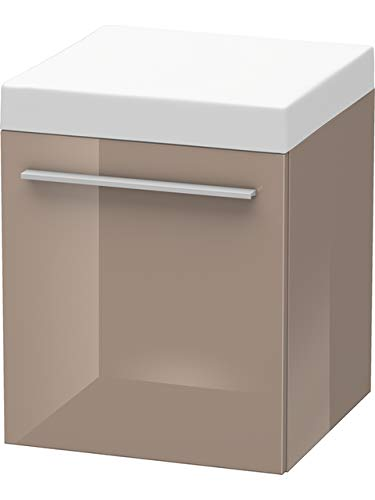 Duravit Rollcontainer x-Large 400x400x510mm 1 Auszug, 1 Polster, Cappuccino hgl, XL270408686